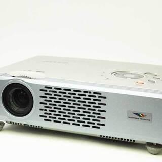 〈取引中〉sanyo 液晶プロジェクターLP-XU47(S)20...