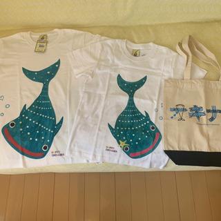 沖縄のTシャツとトートバッグセット