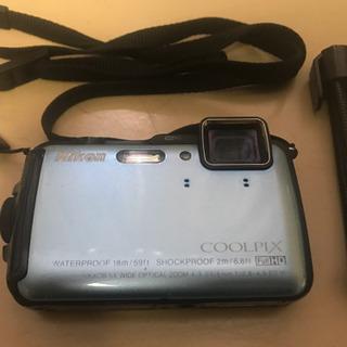 Nikon Coolpix AW120 防水防塵耐衝撃カメラ