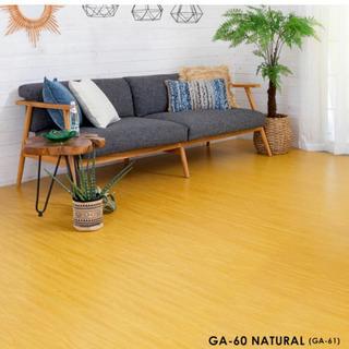 【引取限定】ウッドカーペット DIY 敷くだけでフローリング 3畳分