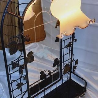 レア レトロ アンティーク 鏡 インテリア 化粧台 ドレッサー 横