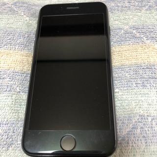 iPhone7 SIMロック解除済み 美品 ジェットブラック!