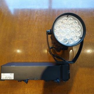 配線ダクト用 高出力LED照明