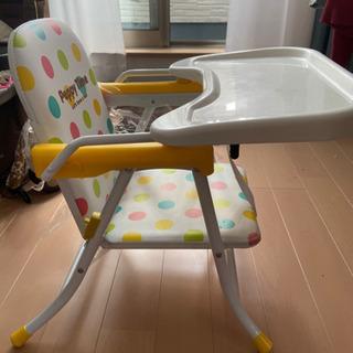 peppy time 西松屋椅子 ベビーローチェア