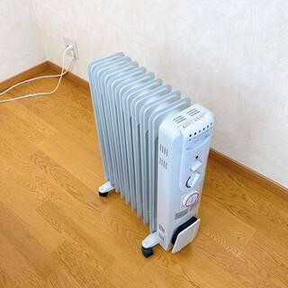 【50%割引】オイルヒーター 24時間タイマー 自動温度調節機能...