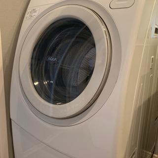 お譲り先決まりました‼️サンヨー アクア ドラム式洗濯乾燥機