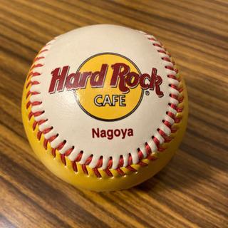 【ネット決済・配送可】【レア物!】ハードロックカフェ名古屋 野球ボール