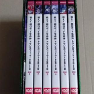 DVD トランスフォーマー 2010