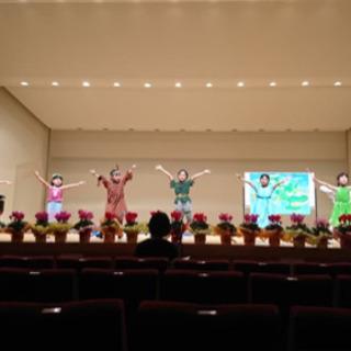 飯能市子どもミュージカルのサークル♪メンバー募集中!!