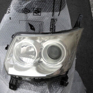 ★ムーヴカスタム 左側ヘッドライト 動作確認済み DAIHATS...