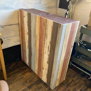 カフェ風 収納ボックス