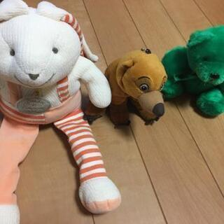 doudouうさぎ & brother bear & Lo…