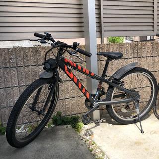 ブリジストン ロードバイク BWX マウンテンバイク 24インチ
