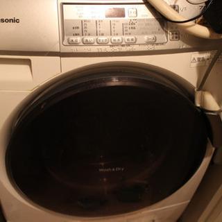 パナソニック ドラム型洗濯乾燥機