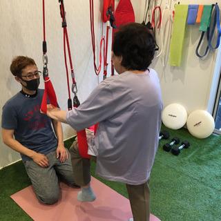 完全個室・プライベート空間でのパーソナルトレーニング