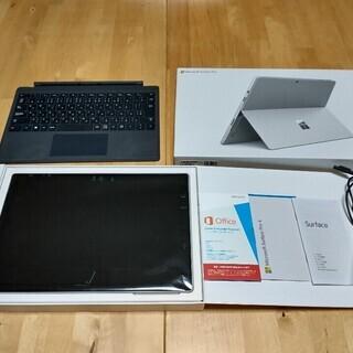 Surface pro4 i5 4G 128GB 本体はMS交換...