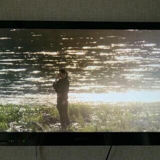 AmazonfireTVスティック4k付壁掛けTV(SONY製品...