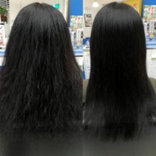 『ビビリ毛修正術』 縮毛矯正の失敗、ブリーチのやり過ぎなどで髪が...