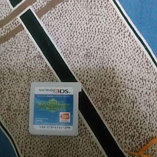 Nintendo3DS用ソフト