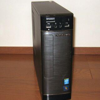 Lenovo デスクトップ H530s(Ci5-4430/8/500)