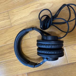 【お得割引価格】audio-technica ATH-M20x ...