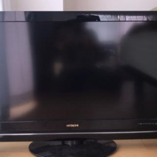日立液晶TV 32型Wooo