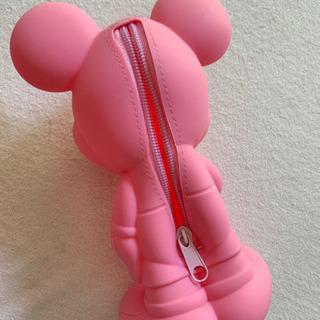 ミッキーマウスの筆入れ