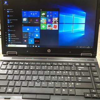 パソコン Windows10 HP