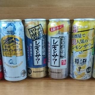 缶チューハイ 500ml 1本100円 【取引中】