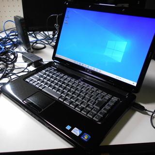 ノートパソコン DELL Inspiron 1545 Windo...