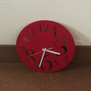 時計です。可動します。