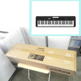 開封未使用 カシオ 電子キーボード 61鍵 CT-S200 20...