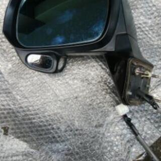 トヨタヴォクシー70W ドアミラー左右セット ジャンク扱い