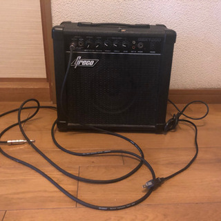 🎸 ギター / ベース アンプ