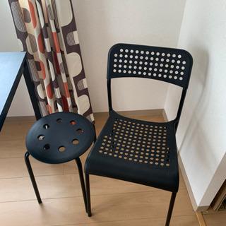 IKEA ダイニングチェア