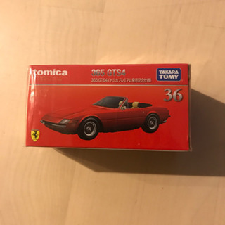 トミカ プレミアム 36 365 GTS4 (トミカプレミアム発...