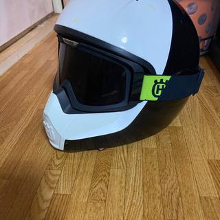 ハスクバーナ ヘルメット