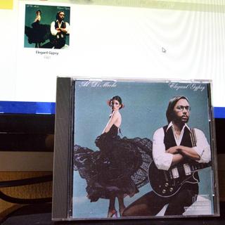 値下げしました <CD1枚100円シリーズ> アル・ディ・メオラ...