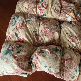 羽毛布団 ダブルサイズ