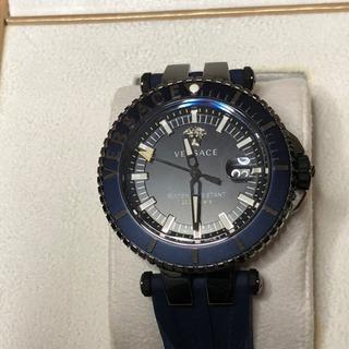 ジャンニヴェルサーチVERSACE腕時計メンズ電池交換済正規品