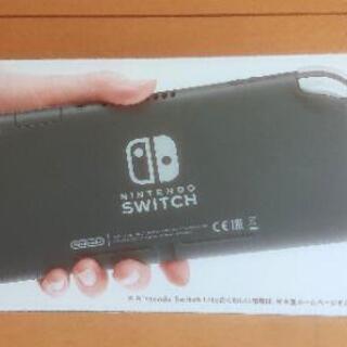 【お話し中】任天堂 Switch Light (新品・未開封) - 家電