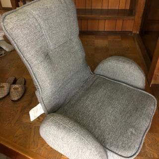 ニトリ  低反発肘付き回転座椅子