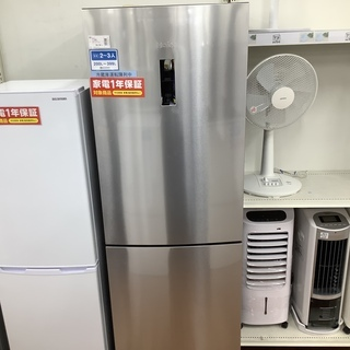 Haier 冷蔵庫あります!【JR-XP1F34A】