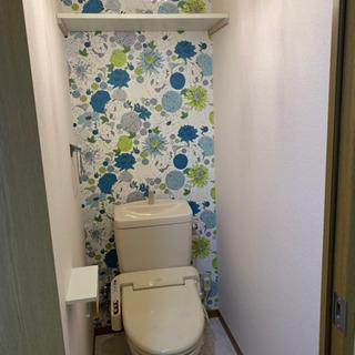【残り一部屋】お洒落なトイレ!宅配BOX!ネット無料!追い焚き機...
