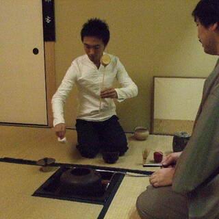 茶道体験レッスン受講者募集 和の作法、おもてなしの心、日本の伝統...