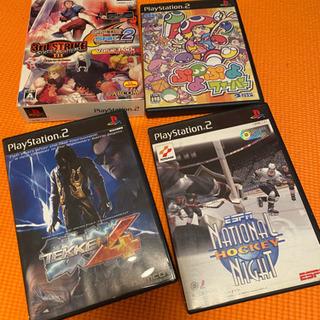 PS2 ゲームセット 暇つぶしに