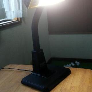 ランプ、スタンド蛍光灯