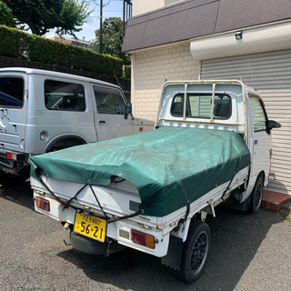 HiJET ハイジェット😁軽トラ