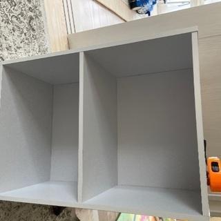 本棚 カラーボックス