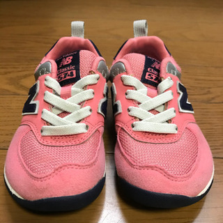 子供靴 ニューバランス 15センチ